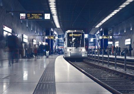 Haltestelle U-Bahn